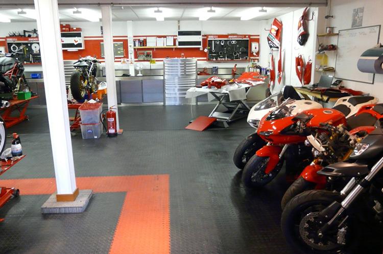 Como montar uma oficina de motos em 5 etapas