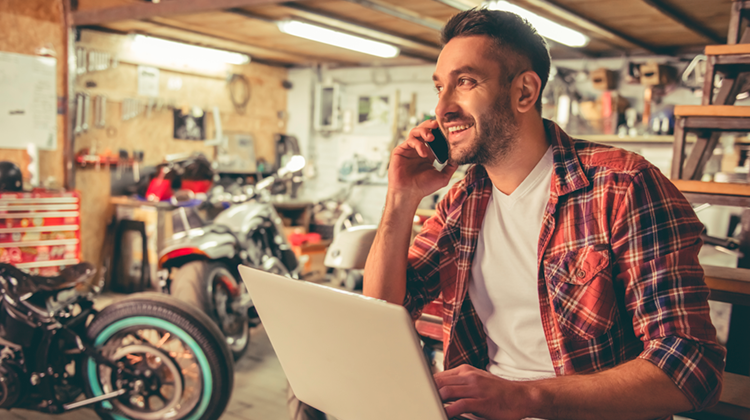 7 estratégias de marketing para oficinas de motos