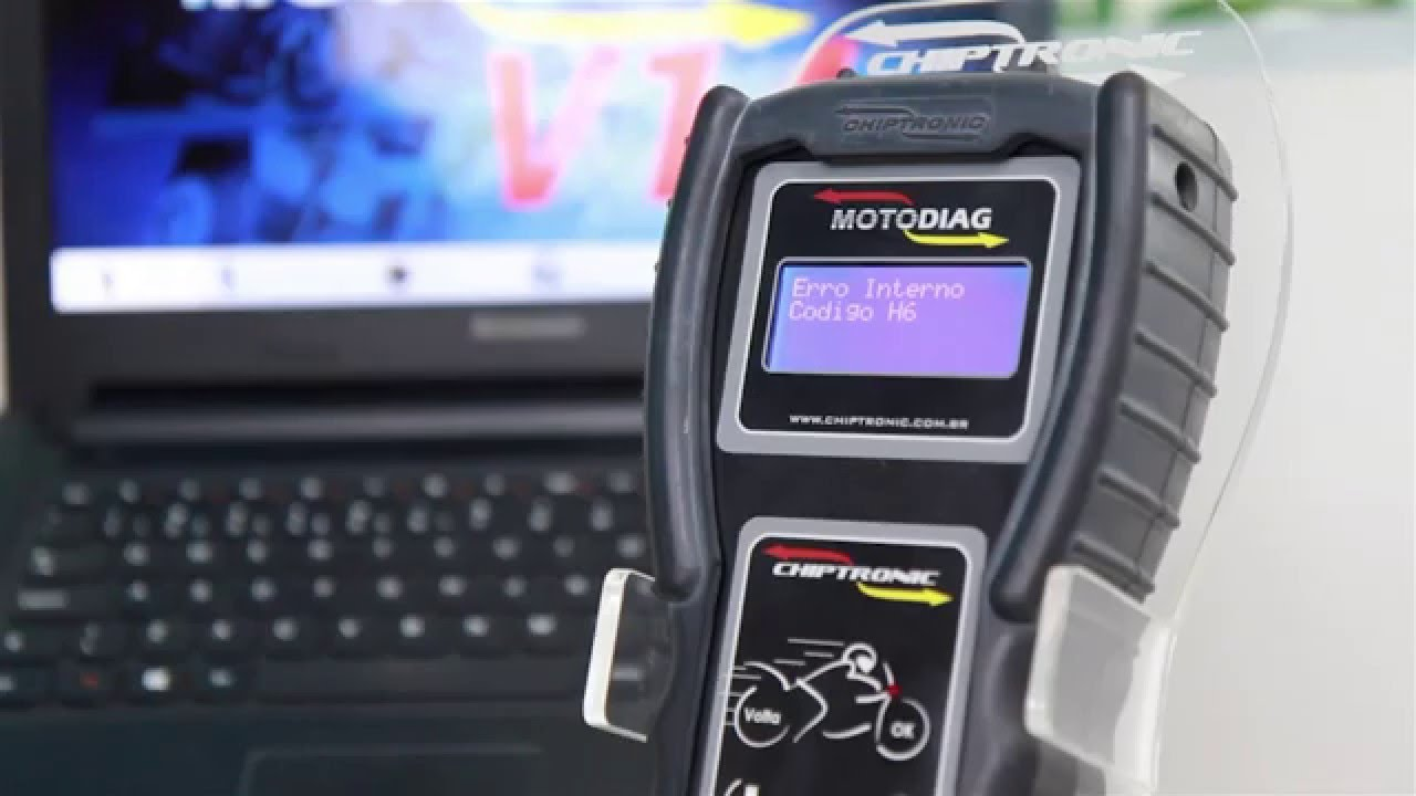 4 problemas que um scanner de motos é capaz de diagnosticar
