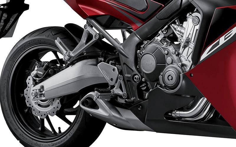 Roubos e furtos de motos
