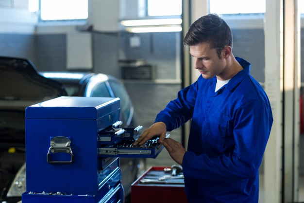 reparação automotiva