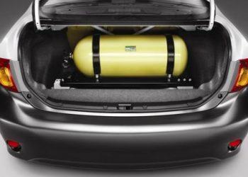 manutenção em veículos a gás